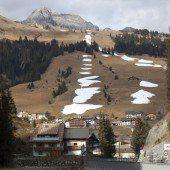 Lifte in Skigebieten stehen still