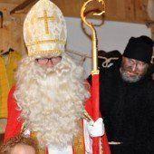 Du Nikolaus, ich hab dich sooo lieb!
