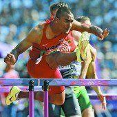 Ashton Eaton bereit für neuen Weltrekord