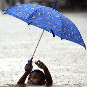 Tausende auf der Flucht vor Überflutungen