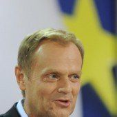Ratspräsident der EU im Amt