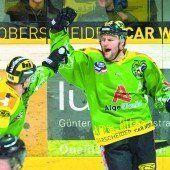 Es weihnachtet sehr im Eishockey
