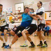 Das Duell David gegen Goliath im ÖHB-Cup