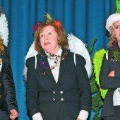 Eine schräg-besinnliche Weihnachtsshow