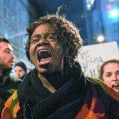 Zehntausende in den USA marschieren gegen Polizeigewalt