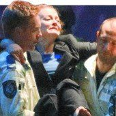 Geiselnahme in Sydney wurde mit Gewalt beendet