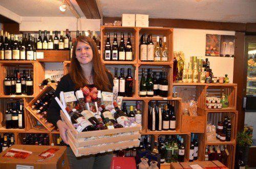 Die Vinothek Jenny in Schruns wurde im vergangenen Jahr als Lieblingsgeschäft vorgestellt.