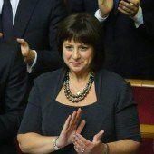 Ukrainische Minister eiligst eingebürgert
