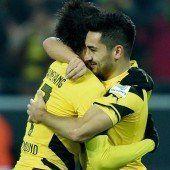 Dortmund mit Befreiungsschlag