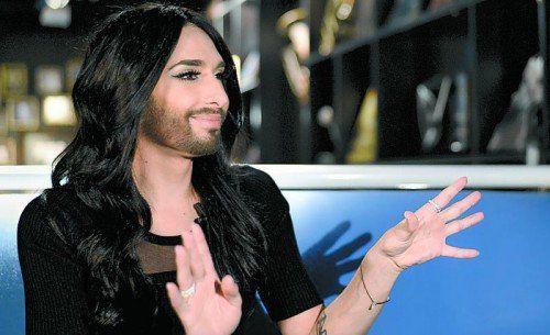 Eurovision-Song-Contest-Gewinnerin Conchita Wurst. Foto: apa