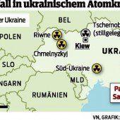 Wirbel um Unfall in ukrainischem AKW