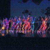 Eine ganz besondere Tanzperformance