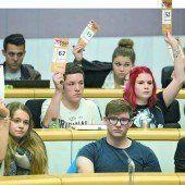 Die Stimme der Vorarlberger Schüler