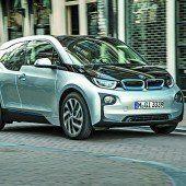 Auszeichnung für den BMW i3