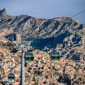 Weltgrößtes urbanes Seilbahnnetz ist nun komplett
