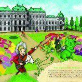 Buch über Prinz Eugen für junge Menschen