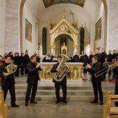 Vocal und Brass im Advent