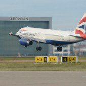 Von London nach Friedrichshafen