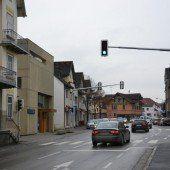 Neue Ampel in Götzis gefällt nicht allen Lenkern