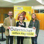 Vorarlberger retten Augenlicht