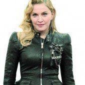 Songs im Web: Madonna sauer