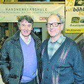 Günter Wunder (l.) und Roland Riedmann.
