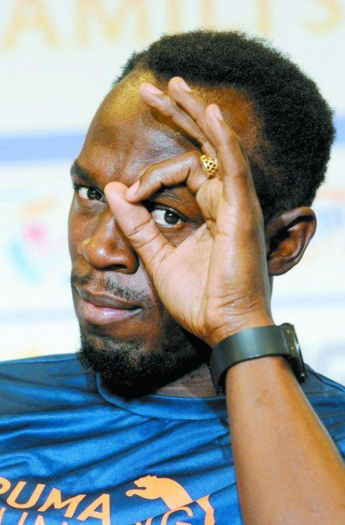 Hält Ausschau nach der richtigen Frau: Usain Bolt. Foto: apa