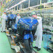 300-millionstes Motorrad