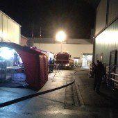 Ammoniakunfall: 50 Personen evakuiert