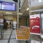 Deutsche Bahn: Ohne Namen kein Ticket
