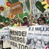 Finale des Klimagipfels