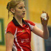 Im Badminton werden die Meister ermittelt