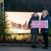 Firma Sutterlüty hilft Kinderdorf-Müttern