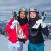 Zeit zum Skifahren