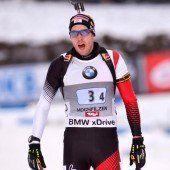 Kein Glück für Biathleten beim Weltcup in Hochfilzen