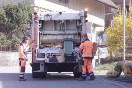 Konkurrenzkampf in der Abfallwirtschaft fordert vor Weihnachten Opfer bei den Mitarbeitern. Foto: Symbol, VN