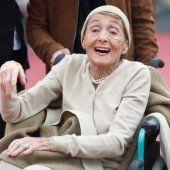 Große Trauer um Oscar-Gewinnerin Luise Rainer