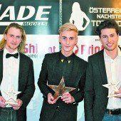 Vorarlberger wird Dritter bei Topmodel-Contest