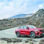 Mercedes zeigt den neuen X6-Gegner