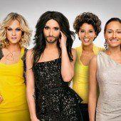 Das Quartett für den Songcontest steht fest