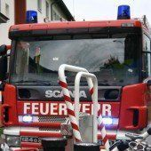 Hilfestellung für Feuerwehr