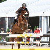 Niederländer reitet in Salzburg auf Platz vier
