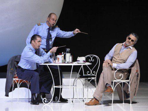 """Mozarts """"Cosi fan tutte"""" stieß im Festspielhaus in Erl auf große Begeisterung.  Foto: APA"""