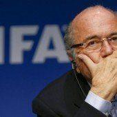 FIFA hat nichts mehr im Griff