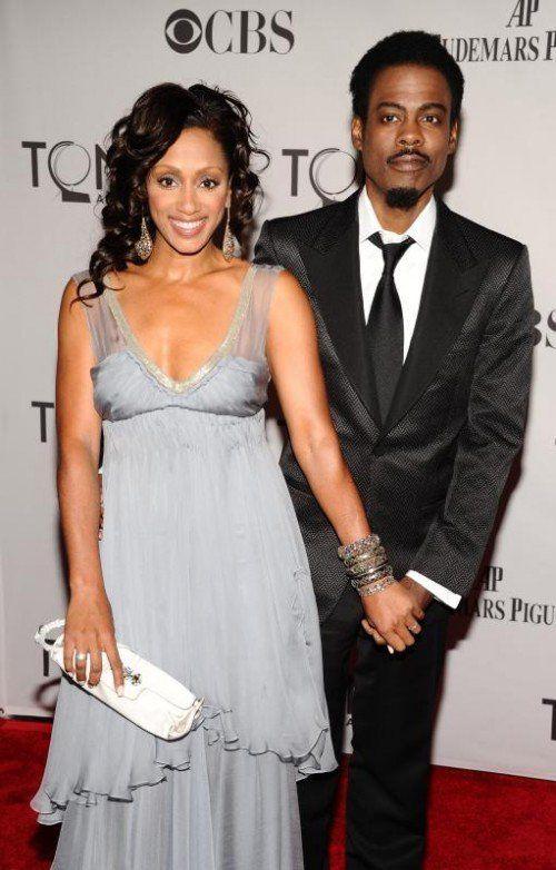 Nach fast 18 Ehejahren gehen Rock und seine Frau getrennte Wege. AP