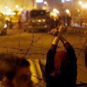 Mubarak rehabilitiert: Tote und Verletzte