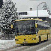 Mit Bus und Bahn zum Weihnachtsshopping
