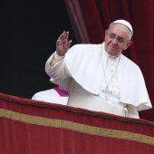 Papst spricht Gebet für die Verfolgten der Welt