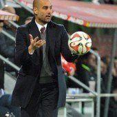 Guardiola rühmt seine Herbstmeister