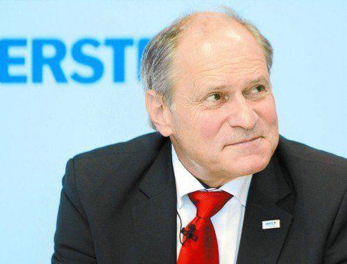 Peter Mennel sieht die Reformen in der Erste Bank Eishockeyliga positiv. Foto: gepa